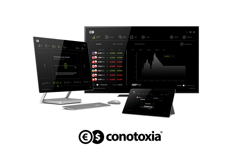 Conotoxia for Universal Windows Platform