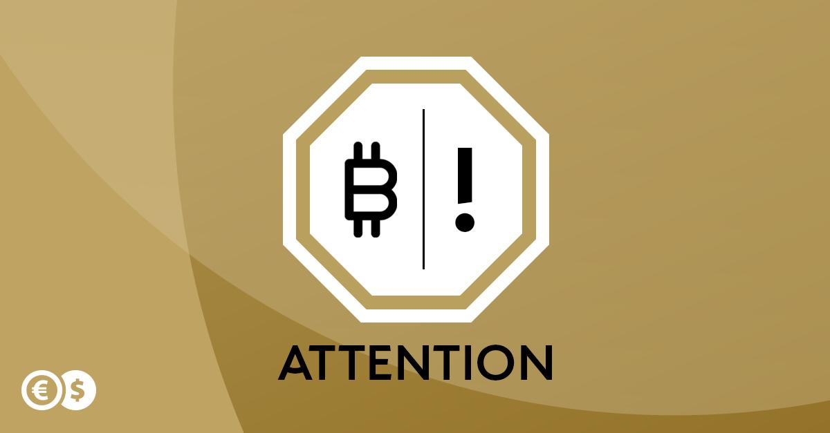Cryptocurrencies: beware of fake brokers