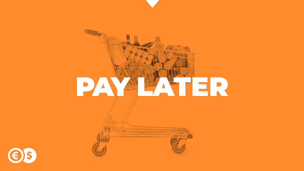 Pay later